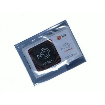 OEM LG EAA62749903 Programmable NFC Tag Label for LG Tag Plus, LG Intuition (Pack of 2)