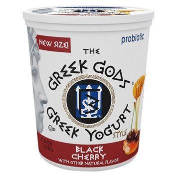 The Greek Gods® Black Cherry Greek Style Yogurt 32 oz