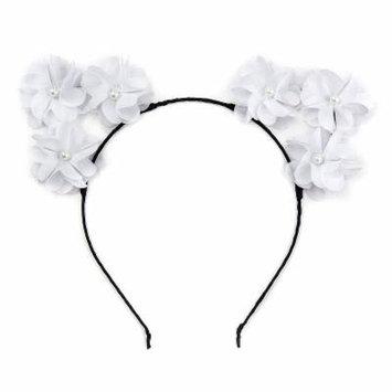 Carole Headband - Juniors/Girls - Hair Accessories - Headbands - Female - White   At JC Penney