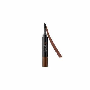 Black Up Matte Waterproof Brow Powder Gel & Brush - Cosmetics - Facial Cleansers - 45334460018