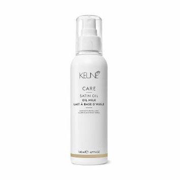 Keune Care Satin Oil Milk - 4.7 Oz. - Unisex - Hair Oils - Hair Care Products