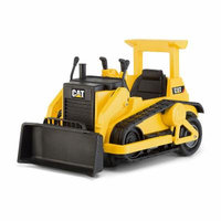 KidTrax Caterpillar CAT Bulldozer 12Volt Electric Ride-on in CAT Yellow, Cat Yellow, One Size