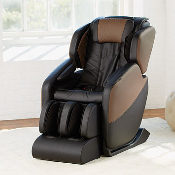 Certified Pre-Owned Renew Zero-Gravity Massage Chair by Brookstone