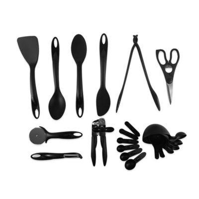 Kizmos 21-Piece Gadget Set in Black