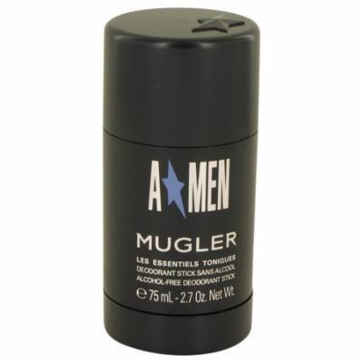 ANGEL by Thierry MuglerDeodorant Stick (Black Bottle) 2.6 oz-Men