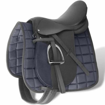 Horse Riding Saddle Set 17.5