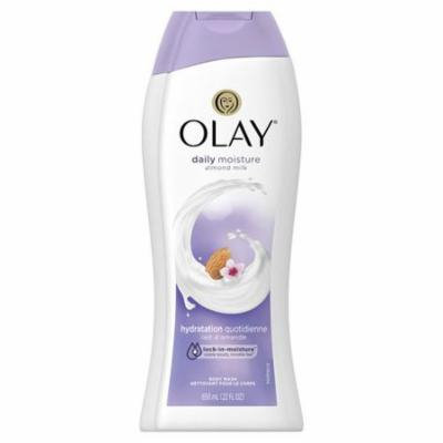 Olay® Hydrating Clean Almond Milk Body Wash 22 fl. oz. Bottle (Pack of 24)