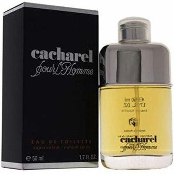 4 Pack - Cacharel Pour L'homme Eau de Toilette Spray 1.7 oz