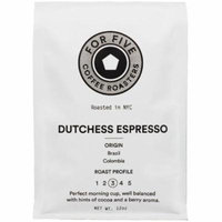 3 Pack - For Five Dutchess Espresso Whole Bean 12oz