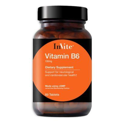 InVite Health Vitamin B-6