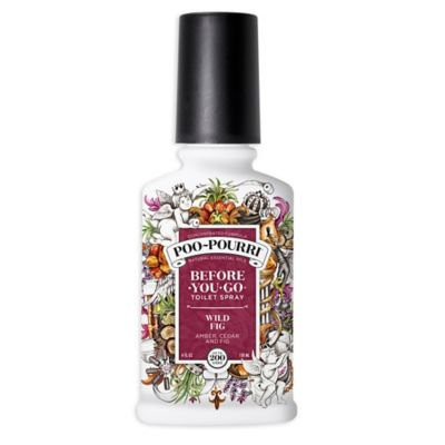 Poo-Pourri® Before-You-Go® 4 oz. Toilet Spray in Wild Fig