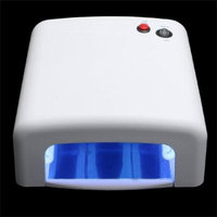 Nail Art Manicure Phototherapy Machine 36W UV Lamp Light Gel Curing Timer Nail Dryer