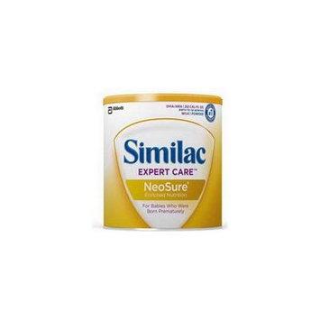Similac expert care neosure w/iron 13.1 oz. pwdr part no. 5743076 (6/case)