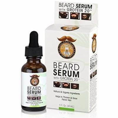 4 Pack - Beard Guyz Beard Serum with Grotein 20 1 oz