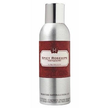 Hillhouse Naturals Fragrance Mist 3 Oz. - Spicy Rosehips