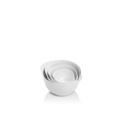 Port-Style 4-Piece Mini Melamine Bowl Set