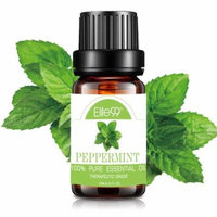 Elite99 10ML Peppermint Essential Oil 100% Pure & Natural Aromatherapy Oils For Diffuser,Massage,Relaxation