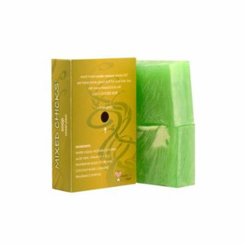 Mixed Chicks Bar Soap, Sweet Pea 8 oz
