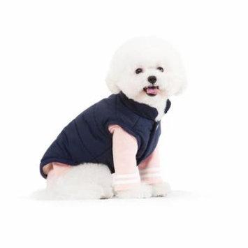 Pet Puppy Coat Dog Vest Winter Warm Clothing for Small Medium Dog XS