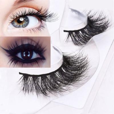 Women Extra Super Long Thick Curly False Eyelashes Makeup Lash Tools Cosmetic