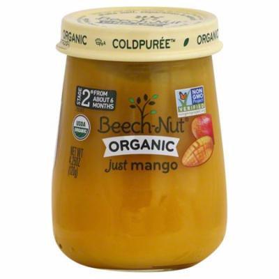 Beech-Nut Organic ColdPuree Stage 2 Just Mango, 4.25 oz