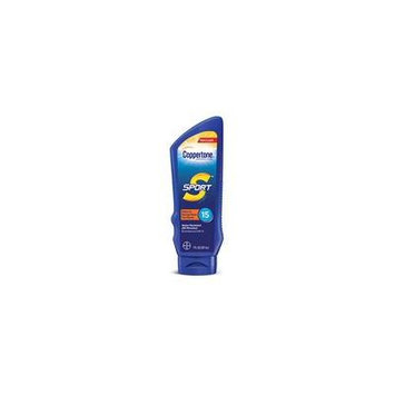 5 Pack Coppertone Sport Sunscreen SPF 15 Lotion 7oz Each