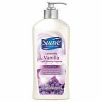 2 Pack Suave Naturals Body Lotion Lavender Vanilla 18oz Each
