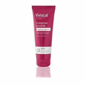 2 Pack Viviscal Gorgeous Growth Densifying Conditioner 8.45 Ounces each
