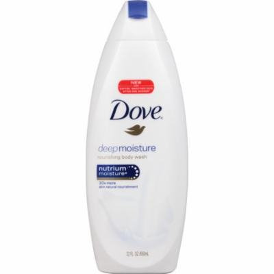 Dove Body Wash - Deep Moisture - 24 oz - 2 pk (Pack of 20)