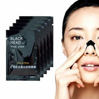5 Pcs Nose Blackhead Pore Mud Mineral Cleansing Cleaner Removal Membranes Strips