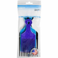 Hair Pick Combs, (Pack of 2)