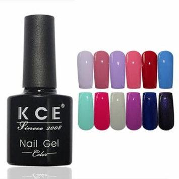 10ml Women Beauty Manicure Nail Art Soak Off UV LED Gel Polish Varnish Present