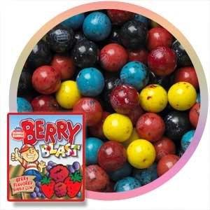 Dubble Bubble Berry Blast Gumballs, 10LBS