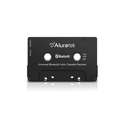 Aluratek Universal Bluetooth Audio Cassette Receiver
