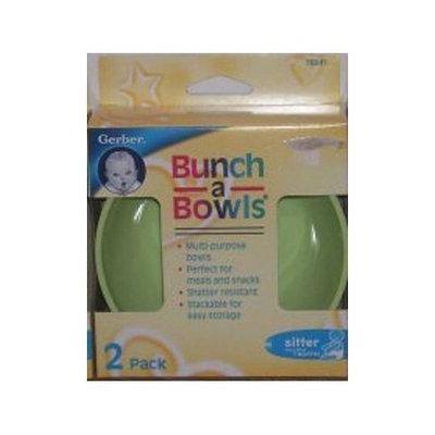 Gerber Bunch a Bowls (2 Pack)