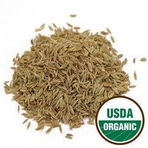 Starwest Botanicals Organic Cumin Seed Whole Pouch