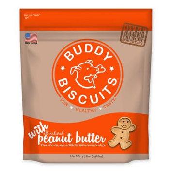 Buddy Biscuits Peanut Butter Formula Dog Treats