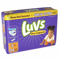 Luvs® Ultra Leakguards™ Diapers Size 3