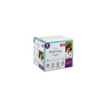 Well Beginnings Premium Diapers Club Box 570.0 ea(pack of 1)