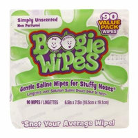 Boogie Wipes Gentle Saline Wipes Unscented90.0 sh(pack of 12)