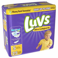 Luvs® Ultra Leakguards™ Diapers Size 5