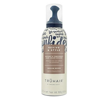 Revive & Style Mousse - Medium Brown