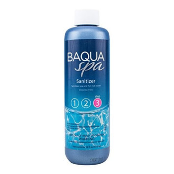 Baqua Spa #3 Sanitizer with Stain & Scale Control 16 Oz. [1]