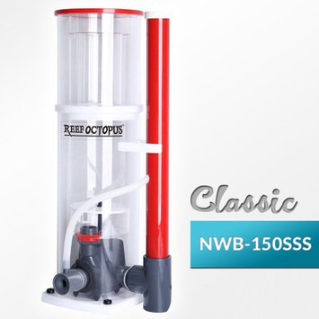 CoralVue Reef Octopus Space Saver Protein Skimmer 150 gal Rating NWB-SSS-150