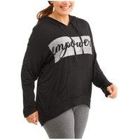Women's Plus Pride Empowered Graphic Sweatshirt