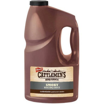 Cattlemen's Smoky Barbecue Sauce - 1 gal