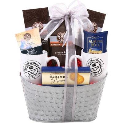 Alder Creek Gift Baskets Alder Creek Coffee Bean and Tea Leaf Signature Gift Basket