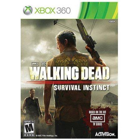 Cokem PrOwned The Walking Dead Survival Instinct For XB360