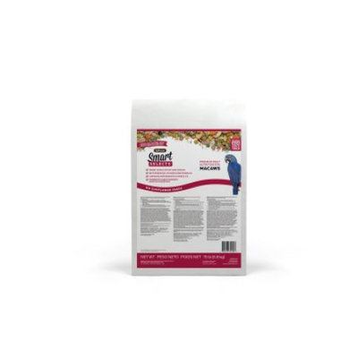 Premium Nutritional Products ZU34150 Smart Selects Macaws 15 lbs.