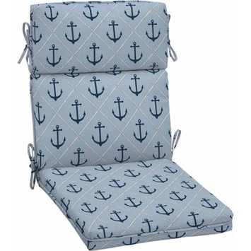 Better Homes and Gardens Outdoor Dining Chair Cushion, Anchors